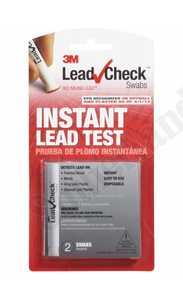 3M LC-2S24C Lead Check Swab 2pk