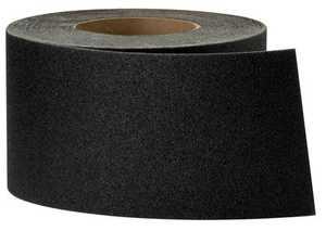 3M 7733 SafetyWalk Tape 4 in Heavy Duty Black Per Ft