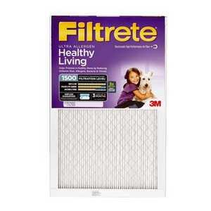 Filtrete UA22DC-6 Healthy Living Air Filter , 20x30x1