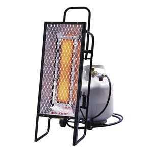 Mr Heater F270700/MH35LP Portable Radiant Propane Heater 35000 Btu