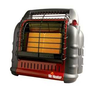 Mr Heater F274800/MH18B Big Buddy Portable Heater