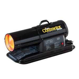 Mr Heater F270255/MH50KR Forced Air Kerosene Heater 50,000 Btu
