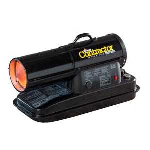 Mr Heater F270270/MH75KTR Forced Air Kerosene Heater 75,000 Btu