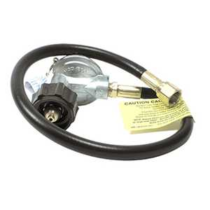 Mr Heater F271161 22 In Replacement Propane BBQ Hose And Regulator Assembly