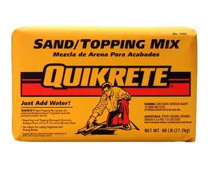 Quikrete 1103-80 Sand Mix 80lb Quikrete