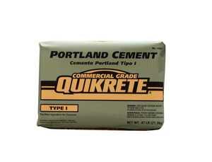Quikrete 1124-00 Portland Cement 92.6lb White