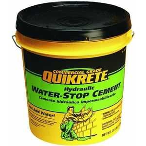 Quikrete 1126-20 Hydraulic Water Stop 20lb