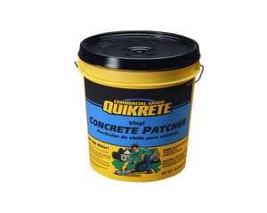 Quikrete 1133-20 Vinyl Concrete Patch 20lb