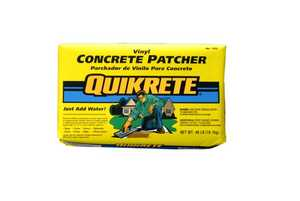 Quikrete 1133-40 Vinyl Concrete Patch 40lb