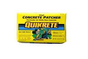 Quikrete 1133-40 Vinyl Concrete Patch 40lb