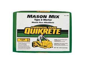 Quikrete 1136-81 Mason Mix 80lb