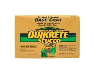 Quikrete 1139 Stucco Base Coat 80lb