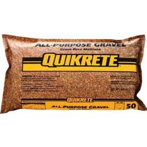 Quikrete 1151-50 All Purpose Gravel 50lb