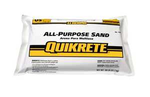 Quikrete 1152-50 All Purpose Sand 50lb