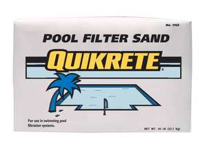Quikrete 1153-50 Pool Filter Sand 50lb