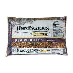 Quikrete 1175-10 Pea Pebbles .5cu Ft