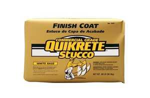 Quikrete 1201-80 Stucco Finish Coat White 80lb