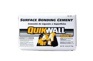 Quikrete 1231-50 Quikwall 50lb Gray