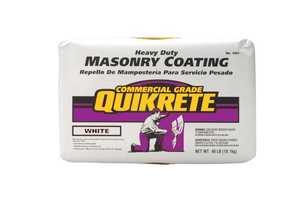 Quikrete 1301-40 Masonry Coating 40lb White