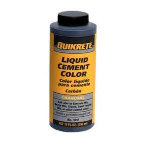 Quikrete 1317-00 Cement Color Charcoal 10 oz