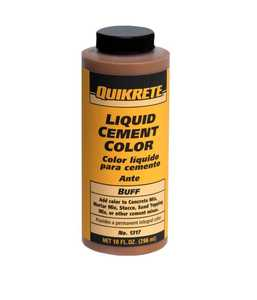 Quikrete 1317-02 Cement Color Buff 10 oz