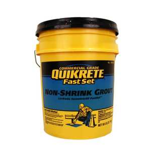 Quikrete 1585-01 Grout Non Shrink Gen Purpose 50#