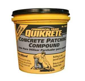 Quikrete 8650-35 Concrete Patching Compound Qt