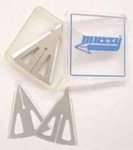 Muzzy Outdoors 320-MX3 Mx-3 100gr 3-Blade Replacement Blades