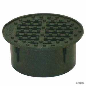 NDS 0440SDG 4 In Round Grate, Green