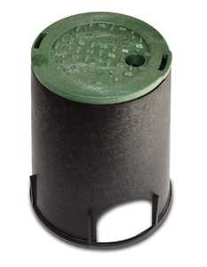 NDS 107BC 6 In Round Valve Box And Cover