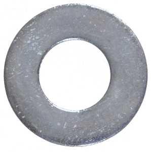 Hillman 811070 1/4 Flat Washer, Uss (Wide Pattern)