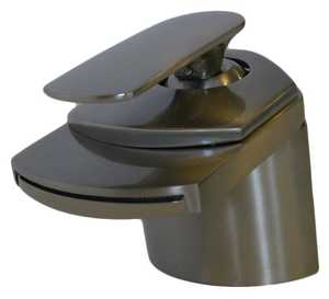 Novatto NBF-084BN Faucet Wave Waterfall Brushed Nickel