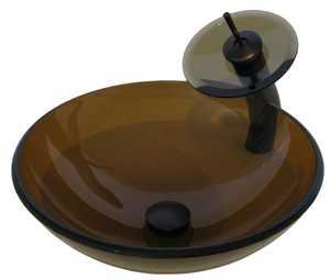 Novatto NSFC-168T001ORB Ty Vessel Set Oil Rubbed Bronze