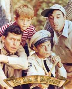 Nostalgic Images PD-814 Men Of Mayberry Metal Sign