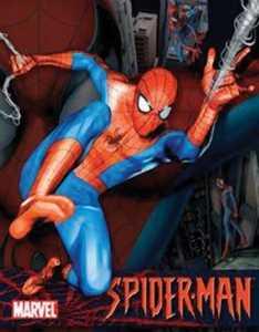 Nostalgic Images PD-1219 Marvel Spider Man Metal Sign