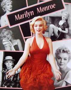 Nostalgic Images PG-753 Marilyn Monroe Metal Sign
