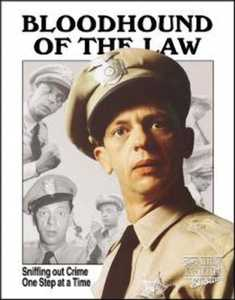 Nostalgic Images PD-1041 Fife Bloodhound Of The Law Metal Sign