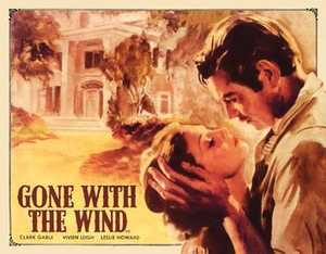 Nostalgic Images PD-1559 Gone With The Wind Metal Sign