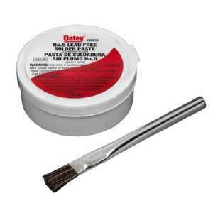 Oatey 30013 Paste Flux 4 oz #5