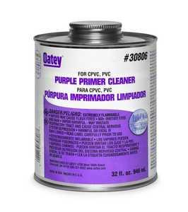 Oatey 30780 Primer/Cleaner 4 oz