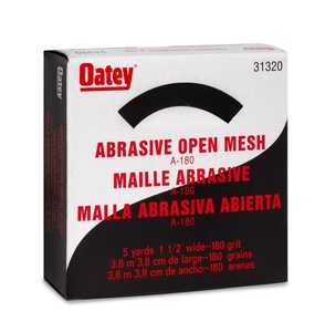 Oatey 31320 Cloth Open Mesh 11/2x5yd