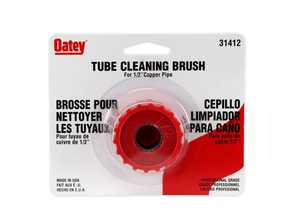 Oatey 31412 Brush Tube Os Cleaning 1/2 in