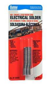 Oatey 53012 Solder Rosin Core 40/60 11/2 oz