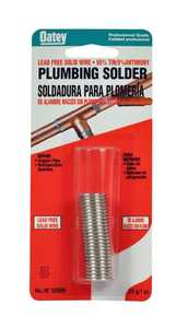 Oatey 53026 Solder 95/5 Solid Lead Free 1 oz Cd