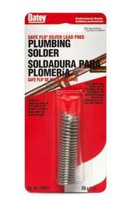 Oatey 530612 Solder Safe-Flo Potable Water 1 Oz Cd