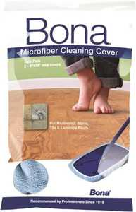Bona WM710013337 Microfiber Cleaning Cover Twin Pack