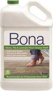 Bona WM700056002 Stone, Tile & Laminate Floor Cleaner Refill 160 Oz