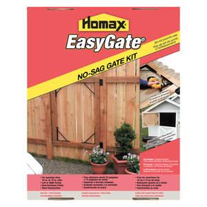 Homax group 80099 easygate no sag gate kit at sutherlands for Sutherlands deck kits