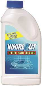 Iron Out Inc WO06N/WO12D Whirlout Jetted Bath Cleaner 22 Oz