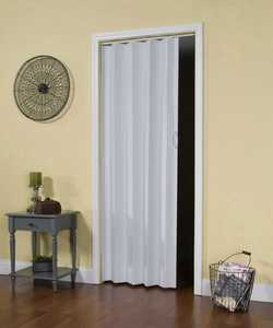 LTL Home Products Inc CT3280TL 24-36x80 In Contempra Sand White Folding Door